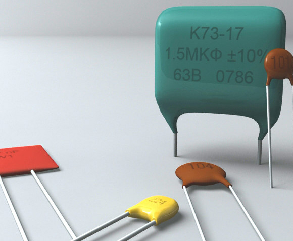 3D capacitors printed with additive manufacturing process插图