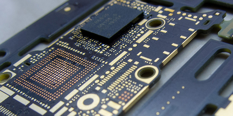 What is Blind and buried vias PCB?插图